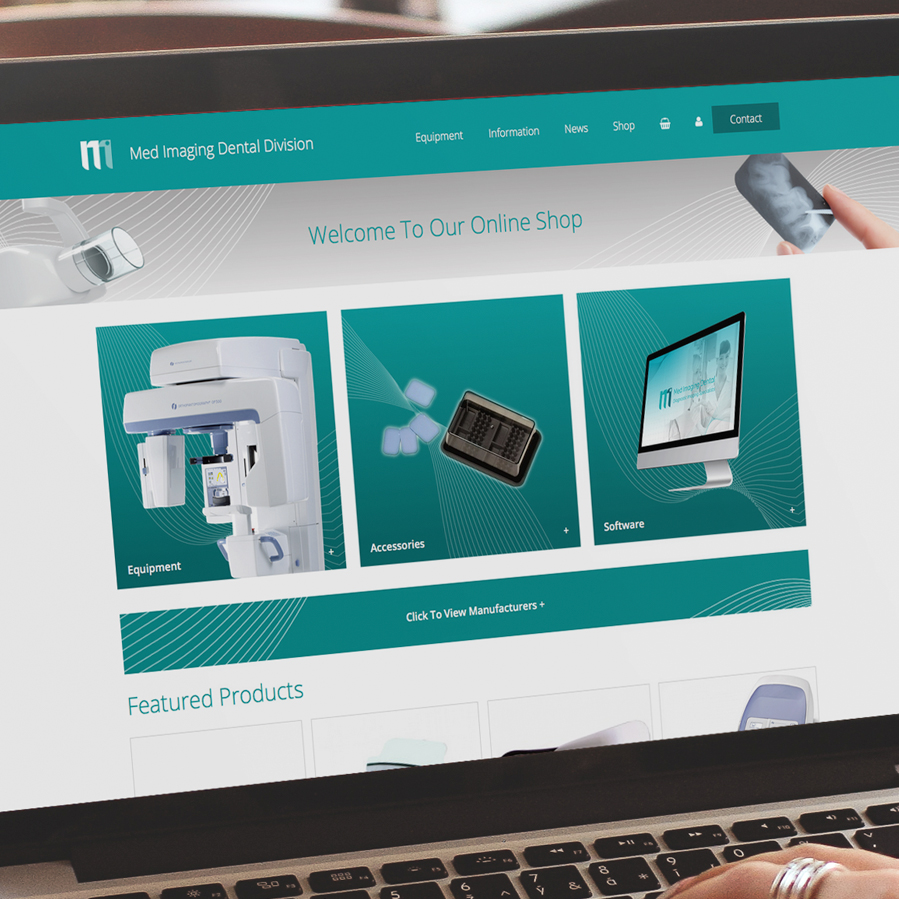 The New Website for MI Dental Has Now Launched