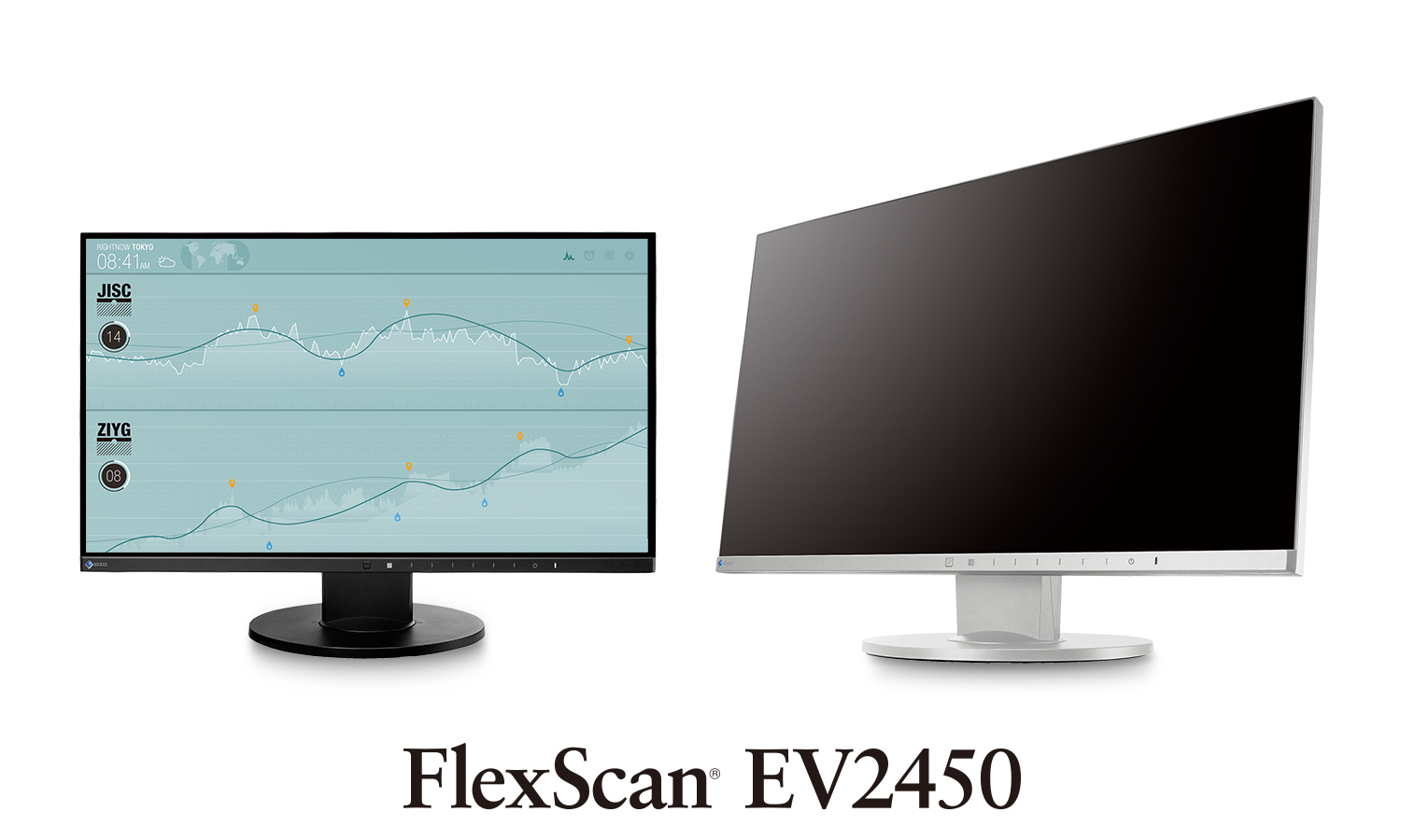 Eizo 24.1″ FlexScan EV2455 Preset Review Screen (61cm)