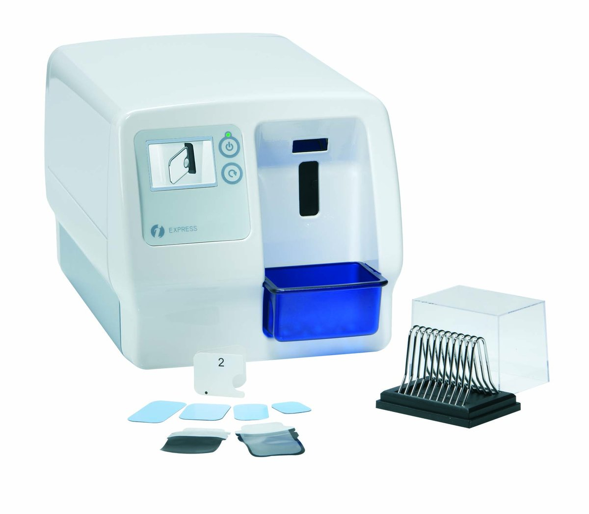 Dental Radiography Made Simple with Instrumentarium Express